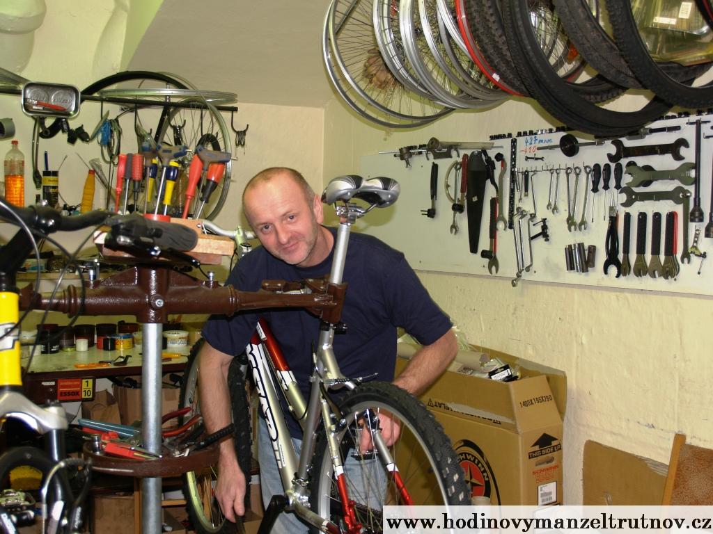 Oprava jízdních kol