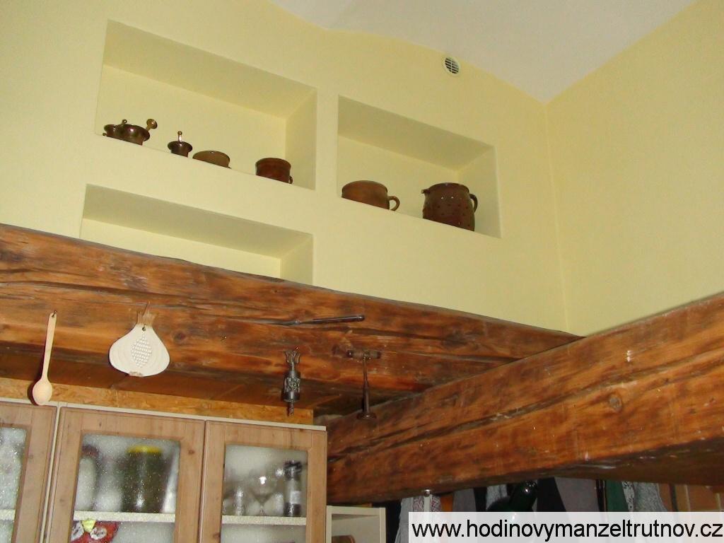 Užití dřeva v interiéru