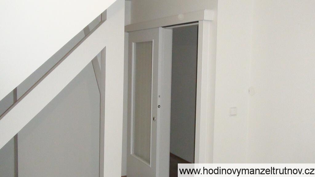 Montáž posuvných dveří